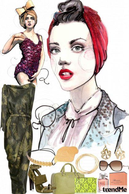 Fashion Mystery dalla collezione Autumn 2011 di Eliza