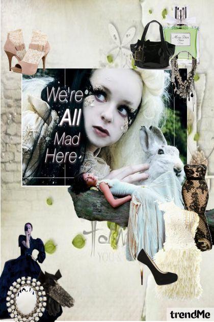 Alice practice iz kolekcije Autumn/Winter 2011 od Julenne Esquinca