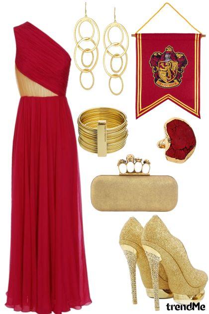 Gryffindor - festa