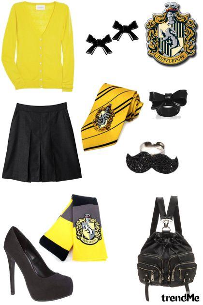 Hufflepuff - uniforme