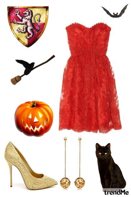 Rose Weasley - dia das bruxas
