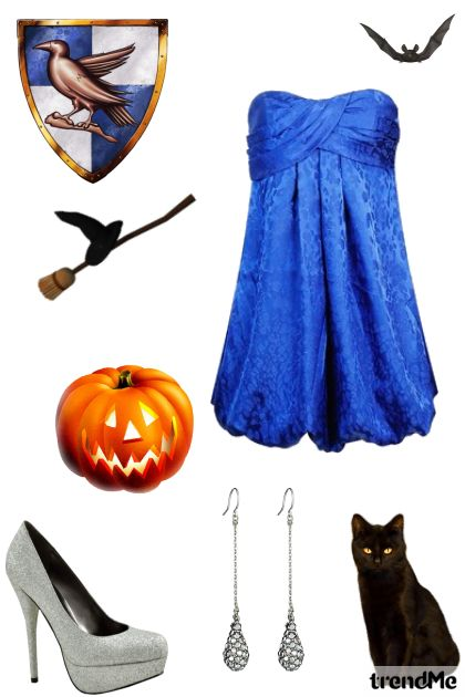 Aquila Malfoy - dia das bruxas