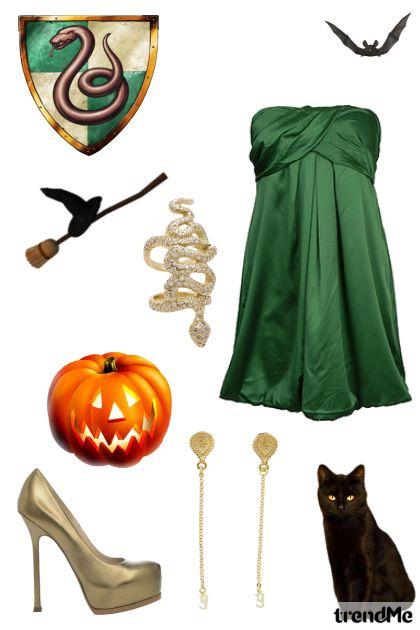 Molly Weasley - dia das bruxas