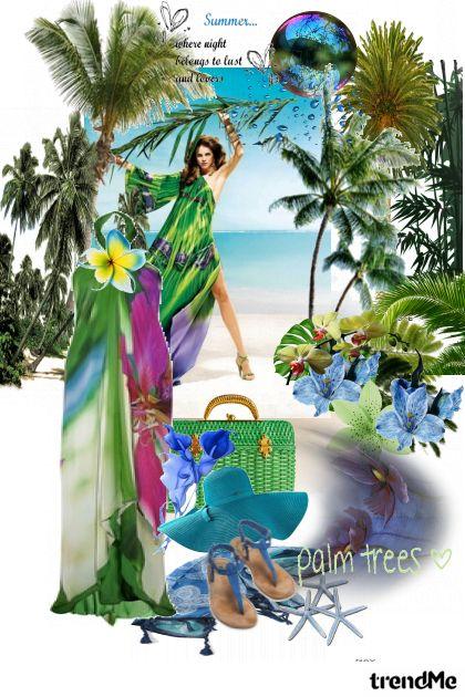 Napravit ću kuću na plaži...bit će samo moja from collection Proljeće/Ljeto 2012 by salvore