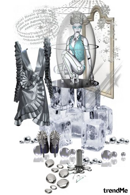 Ice quin from collection Proljeće/Ljeto 2012 by salvore