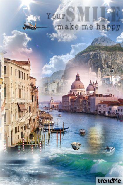 welcome to Venecija