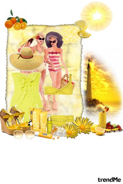 Osviježi i ti svoje ljeto ... <3  iz kolekcije BŁack AngeŁ od Marinela Ravlić
