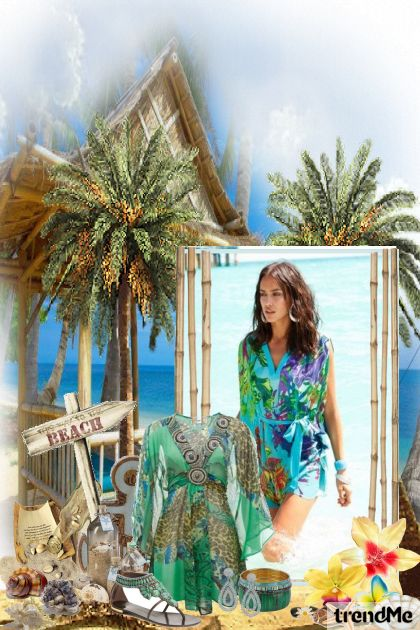 I love my summer stile <3 from collection BŁack AngeŁ by Marinela Ravlić