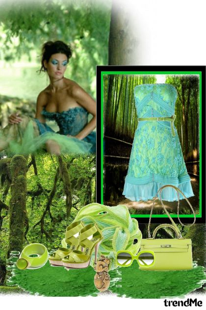 4Est from collection Ekkah's dreaming 'bout summer by Elena Ekkah