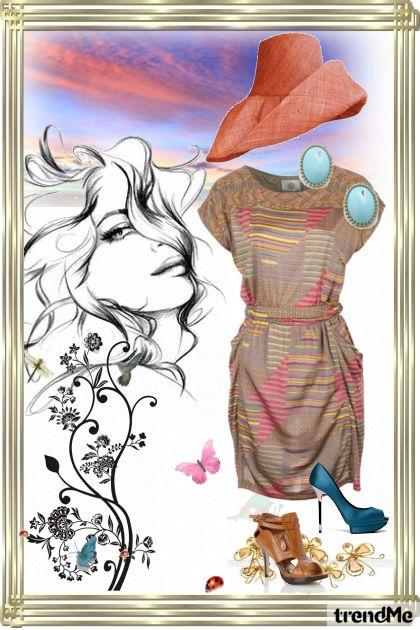 夏の夢 da colecção 春/夏 2011 de Key1464
