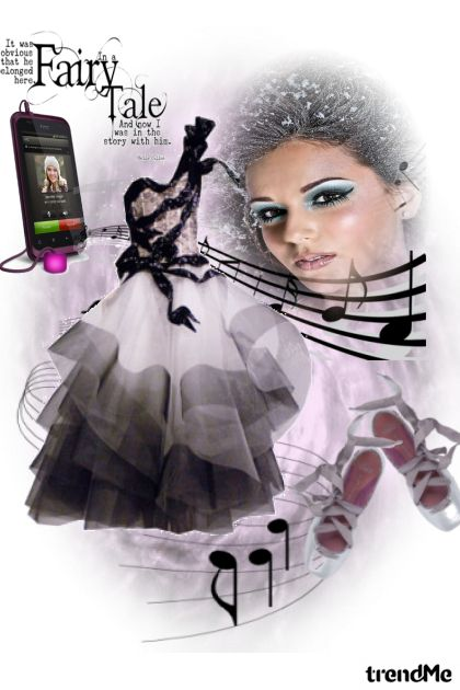 music fairy tale