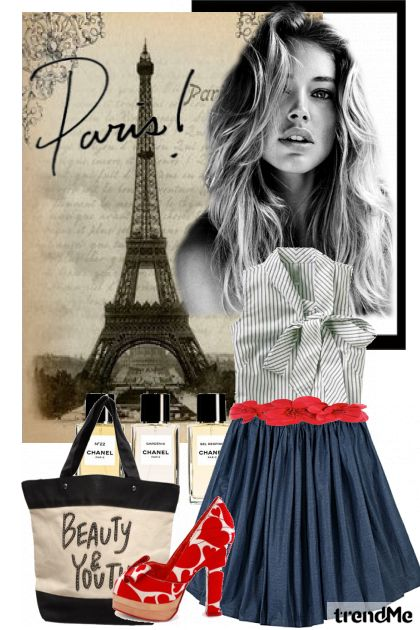 Paris from collection S/S by aya.add