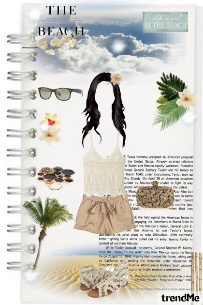 Go to the beach from collection HOH 1960 inspiration by Elodie
