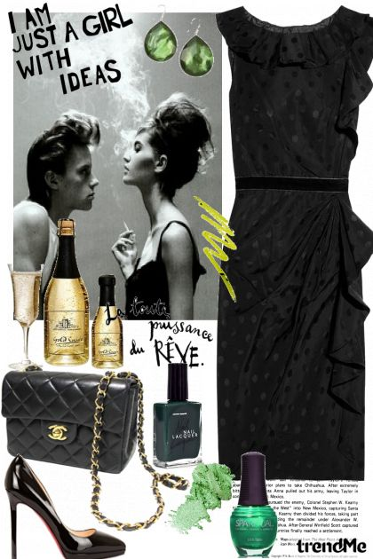 night out style from collection Summer by megukko