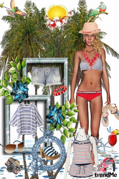 SUMMER  from collection Spring/Summer 2011 by trtania