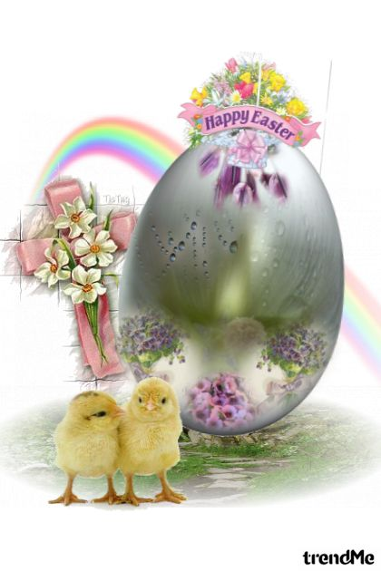 Happy Easter from collection Proljeće/Ljeto 2011 by jessica