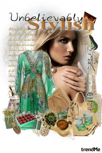 Stylish.... from collection Something in between by jessica