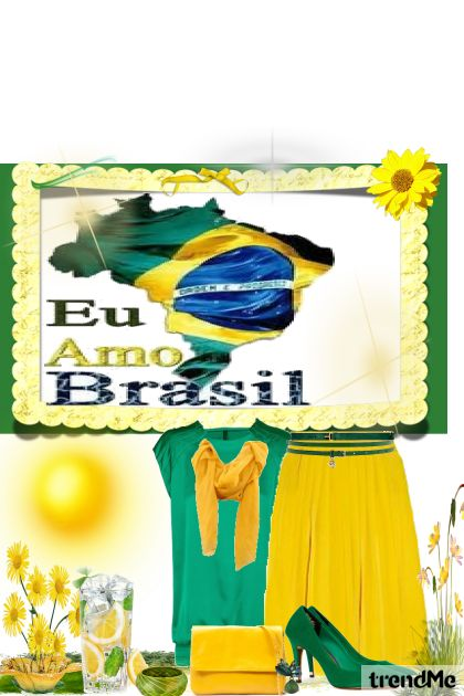 brasil ano de copa from collection elaine sanches..... by elaine sanches