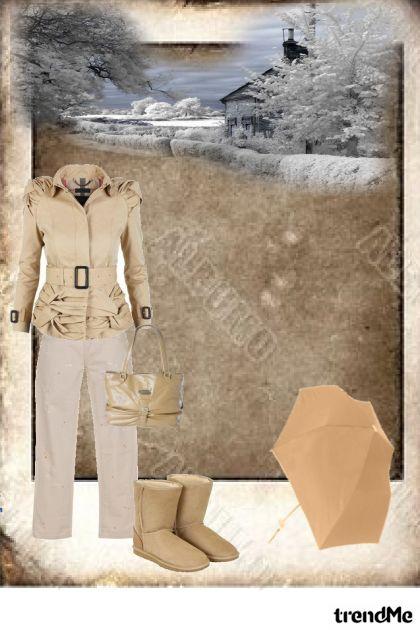 zimska odjeća za grad