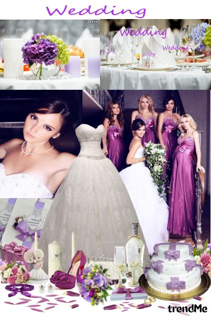 Тематическая свадьба from collection Wedding by nfyz