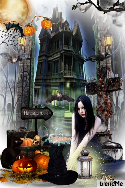 Halloween from collection Halloween by nfyz