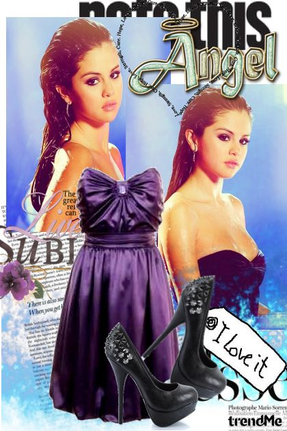 Selena- Angel :D