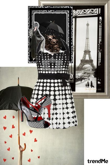 ljeto u parisu