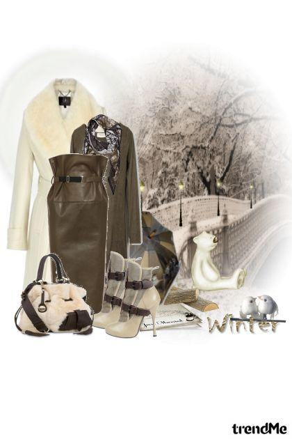 elegantna iako je zima...