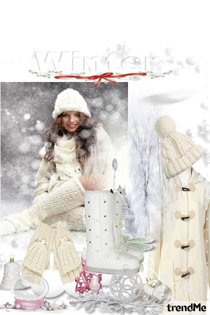 WINTER from collection Jesen/Zima 2012 by snjezanamihic