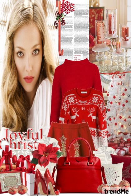Christmas Spirit from collection Jesen/Zima 2012 by daystar