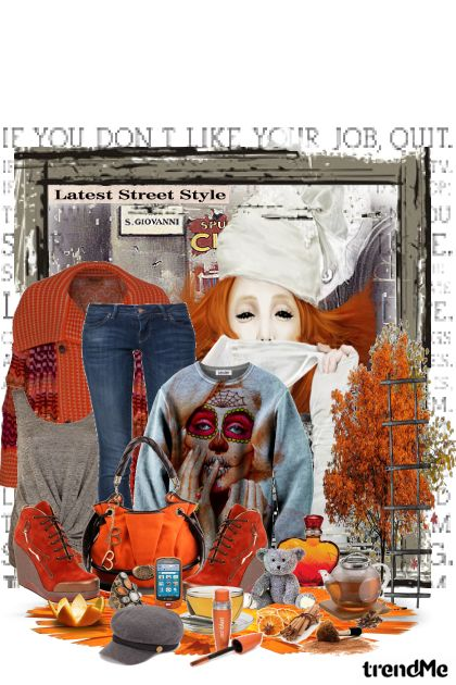 Street style - do it yourself