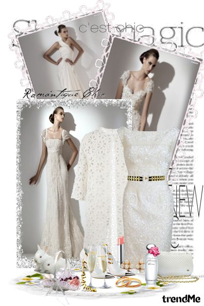 Wedding day from collection Romantika by maca1974