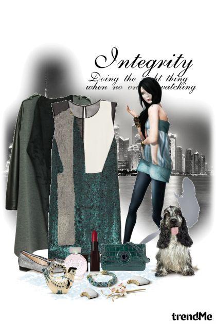 I činim pravu stvar... from collection It's my fashion filosofy by maca1974