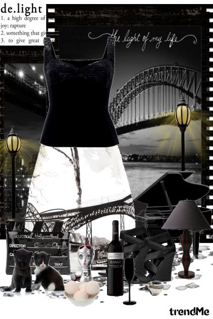 Svjetla grada...