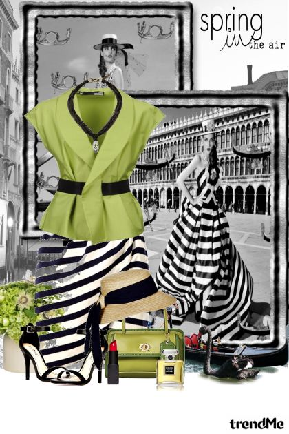 Spring in venice from collection Chic by maca1974