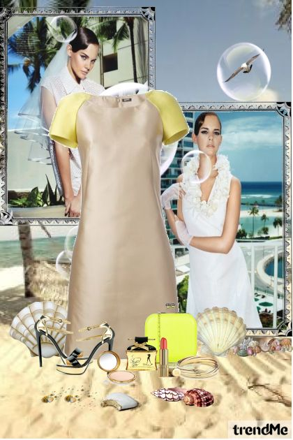 Summer glamour from collection Chic by maca1974