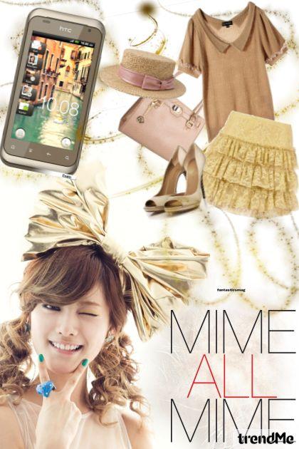 HTC Rhythm - MIME