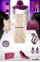 Violet elegance