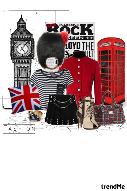 London Calling from collection Cool by MissTwiggy