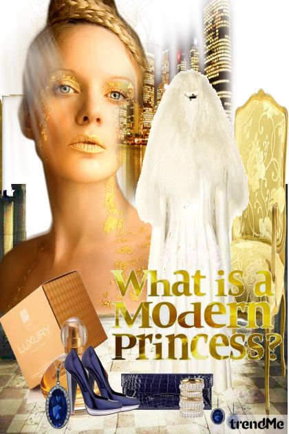 modern princess from collection Jesen/Zima 2012 by maj10