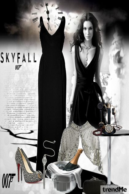 skyfall from collection perfect by maj10