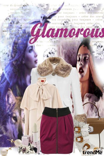 glamorous....
