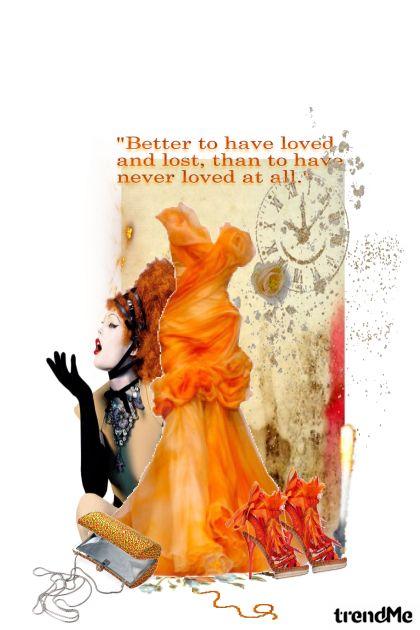 glamur je narandžast...