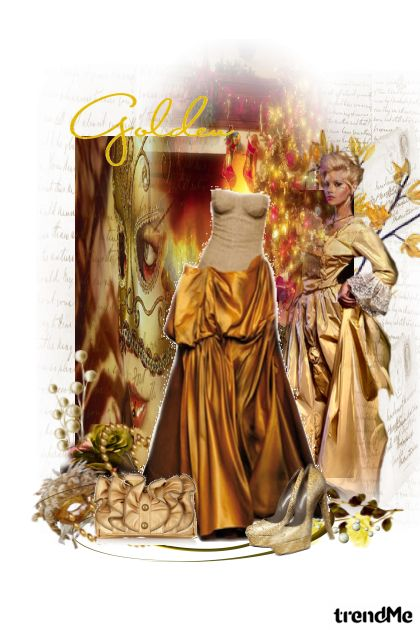 ...zlatni glamur,,,