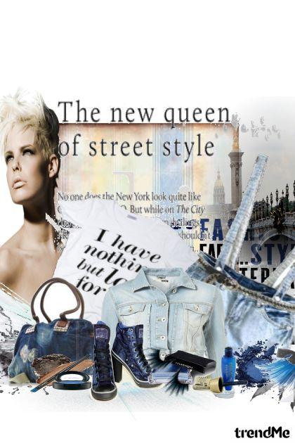 the new queen...