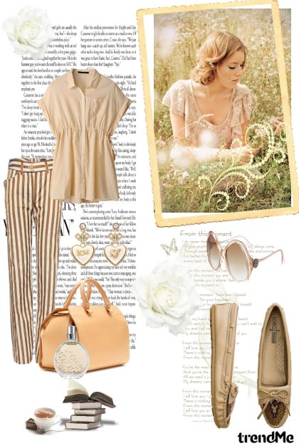 Beige fashion poison
