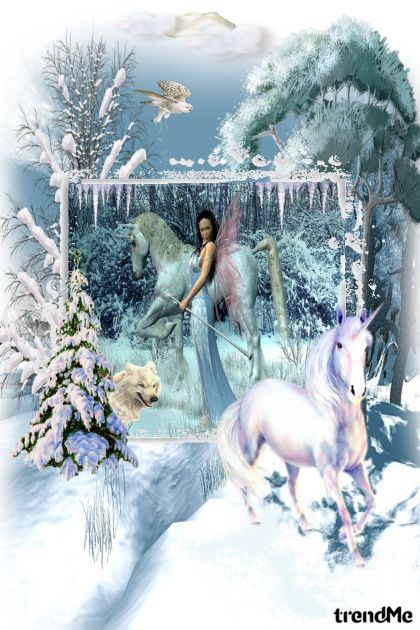 Winter Fairy ...
