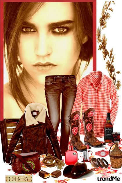 Country Fashion from collection Autumn/Winter 2012 by heartafloat