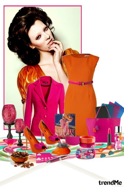 Business and Cocktails from collection Spring/Summer 2012 by heartafloat