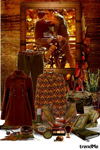 Winter Memories from collection Autumn/Winter 2012 by heartafloat